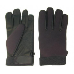 Paar handschuhe neoprene schutzhandschuhe polizei handschuhe fur personnen durchsuchung betastung abtastung medium