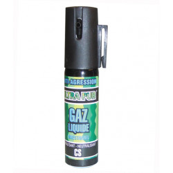 Cs gas abwehrspray 2% 25ml kleines modell cs abwehrspray abwehrsprays mit cs gas selbstverteidigung sicherheitsartikel selbstsch