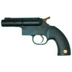 Pistolet revolver auto défense gom cogne gc27 arme protection securite defensive anti agression