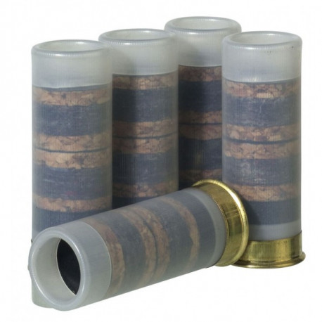 4 blank bullets, white ball 12 50 calibre ball for pistol gc27 gv27l self defence self defence