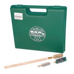 Valigia valigietta cofanetto piuma per trasporto arma di difesa gc54 cofanetto pvc antichoc + accessori manutenzione