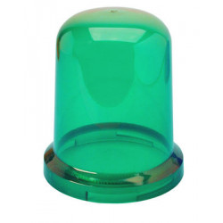 Capot verde para girofaro g12a g220a ct1502 capot verdes para girofaros capot verde girofaro luces senalizacion
