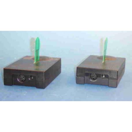 Ricevitore trasmettitore audio senza 2,45 ghz figlio video stereo (solo 1 disponibile!}