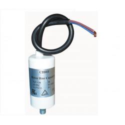 Condensador comienzo 3 micro farad 400v con hilos automatismo motorizacion portico automatismo