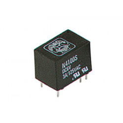 Dil relay 6v 3a / 1 x 150vca rest-working 6Vdc vr3d061c6