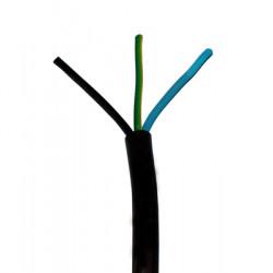 Elektrokabel 3 drahte 1.5mm2 ø8mm 1m elektrisches kabel flexibles kabel elektrokabel