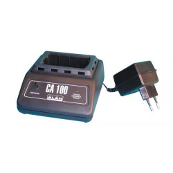 Cargador electronico automatico de mesa para walkie talkie de gv16 y ct1600 cargadores electronicos automaticos