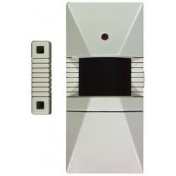 Contatto magnetico senza filo 20 50m 433mhz per ha50, ha52 detettore aperture