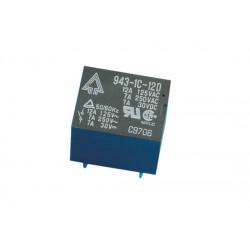 Relais 12vdc 1 no nc kontakt 2a 12v elektrisches relais sicherheitstechnik elektrisches relais
