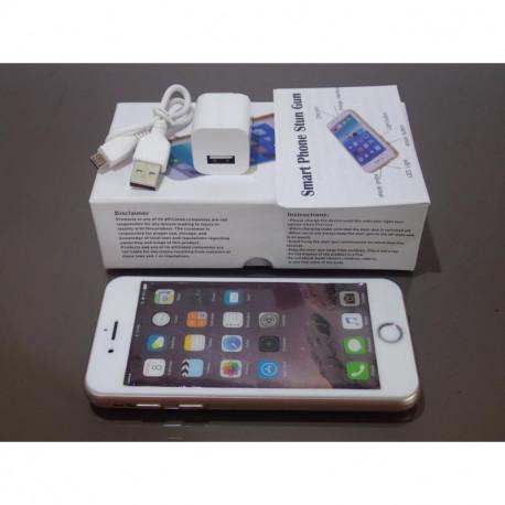 Shocker decharge électrique rechargeable I-PHONE Taser Téléphone iphone