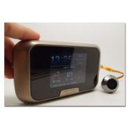 Peep pantalla lcd cámara grabadora de vídeo camset29 reemplaza judas