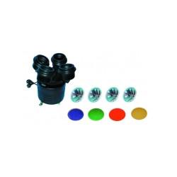 Lichteffekt set (drehung): 1 hel + 4 par36 + 1 gv+ gj+gr+gb lichteffekte lichteffekt elektrische beleuchtung lichteffekte lichte
