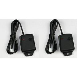 2 Detecteur capteur contact choc vibration 12v alarme automobile 957 antivols detection
