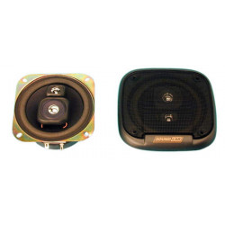Loudspeaker 3 way flush mounting car sound loudspeaker, 60 85w, (sold in pair) flush mounting car loudspeakers 3 way car loudspe