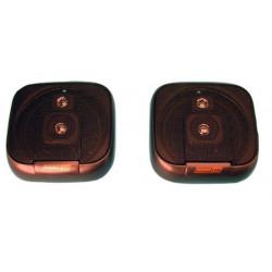 Cassa acustica a tre vie 100w da incastro per autoveicolo (la coppia)