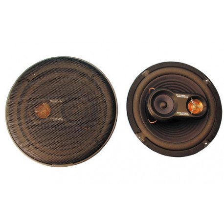 Loudspeaker 3 way flush mounting car sound loudspeaker, 200w, (sold in pair) flush mounting car loudspeakers 2 way car loudspeak