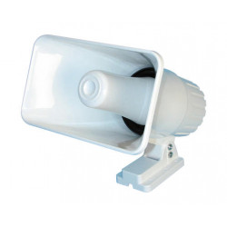 Loudspeaker 30w 8 ohm waterproof loudspeaker (1 unit) waterproof pa loudspeakers loudspeaker 30w 8 ohm waterproof loudspeaker (1