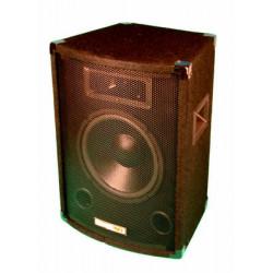 Loudspeaker 2 way sound loudspeaker, 400w (1 unit) full grid 10''accoustic loudspeakers 2 way accoustic loudspeakers full grid a