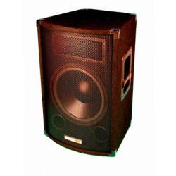 Loudspeaker 2 way sound loudspeaker, 500w (1 unit) full grid 12''accoustic loudspeakers 2 way accoustic loudspeakers full grid a