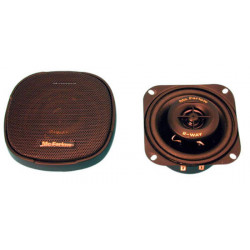 Loudspeaker 2 way flush mounting car sound loudspeaker, (sold in pair) flush mounting car loudspeakers 2 way car loudspeaker flu