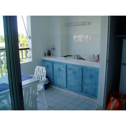 Rental studio le moule rental week appartment flat sight sea standing tropical flat to rent