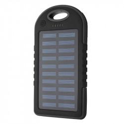 Batterie Externe 20000mAh Chargeur Solaire 3 Ports Haute Vitesse iPhone iPad Samsung