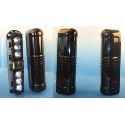 Doppel ir schranke 7 10m 24vdc ac lichtschranken infrarotlichtschranken lichtschranke infrarotschranke sender und empfanger elek
