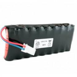 Batería de repuesto bat9 kab9 arco 9 elementos para re-bloqueo de RG25 rl25 rb23 edf 2013 2015 2019