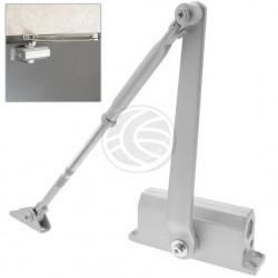 Ferme-porte hydraulique en métal. Fermeture automatique des portes de 25-45 Kg LK90