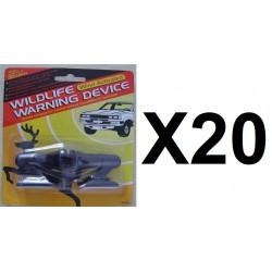 20 Repulsivo selvaggina apparecchio ultrasuoni per selvaggina repulsivo selvaggina per veicolo