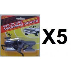 5 Repulsivo selvaggina apparecchio ultrasuoni per selvaggina repulsivo selvaggina per veicolo