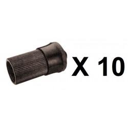 10 Cigar lighter socket for car vehicles electric cigar lighter car cigar lighter