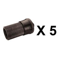 5 Cigar lighter socket for car vehicles electric cigar lighter car cigar lighter