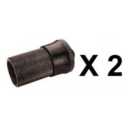 2 Cigar lighter socket for car vehicles electric cigar lighter car cigar lighter
