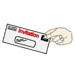 Participation aux frais pour etablissement invitation frais invitation en france