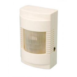 Detecteur infrarouge alarme sans fil pour centrale alarme antivol electronique sf07, sf07n detection