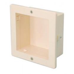 Einbaugehause aus pvc fur infrarotmelder ir5 einbaugehause aus pvc fur infrarotdetektor ir5 gehause aus pvc zum einbauen