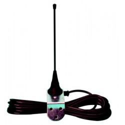 Antenna 433mhz + 4m di cavo coassiale per automatismi apertura cancelli scorrevoli battenti porte garage