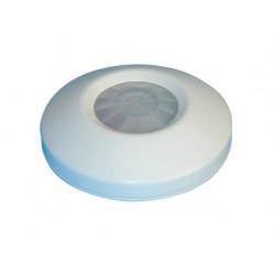 Detecteur volumetrique infrarouge plafond 12vcc 1nf pir9236 alarme electronique plafonnier 12v