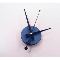Figure Orologio da parete quarzo ha meccanismo di auto-assemblaggio e compresi aghi quarzo Diy