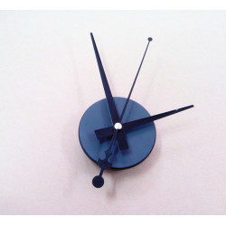 Wall Clock Quartz figures has self-assembly mechanism and understood Diy quartz needles