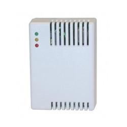 Rivelatore di gas senza filo 30 100m 220vca 433.92 mhz per ja60k ja65k detettore fughe di gas salvavita gas cordless