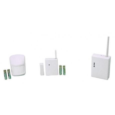 Set besteht aus: 1 ja60p + 1 ja60n + 1 uc216 + 4 p15v elektronische alarmanlage bausatz