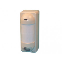 Wireless outdoor p.i.r. motion detector