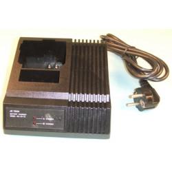Cargador de bateria por walkie talkie 140 174mhz jr10