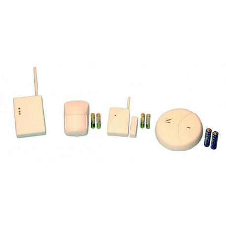 Set besteht aus: 1 ja60p + 1 ja60n + 1 ja63s + 1 uc216 + 4 p15v+2 r6p elektronische alarmanlage