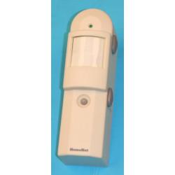 Volumetric motion detector wireless radio station automation kasf homenet security