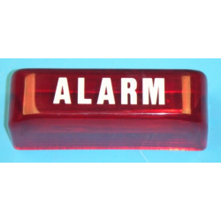 Hood red xenon flash electronic alarm kd122 room detached accessory flashes alarms
