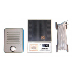 Intercom electronic 2 wire surface mounting office doorphone 220vac wired intercom systems intercom electronic 2 wire surface mo
