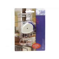 Schlusselfinder mit licht kf21328 minilampe man hort ein beep wenn der benutzer pfeift schlusselring